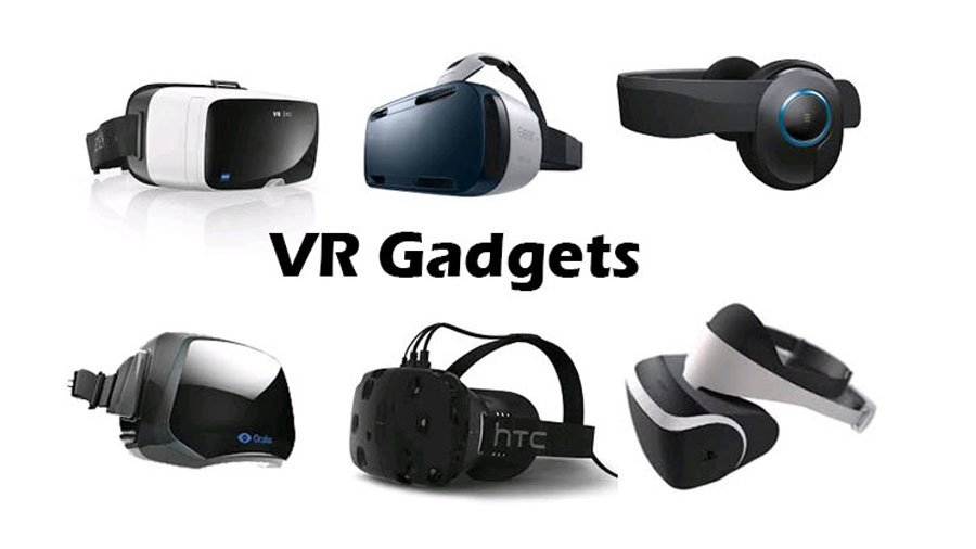 VR Gadgets help a great deal in Gaming