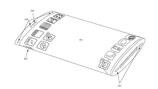 Apple's transparent look for their next device model.