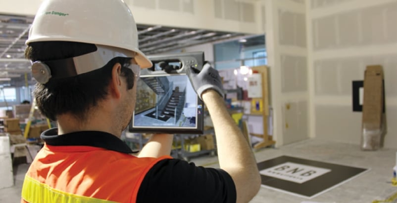 Augmented Reality To Be Implemented In Construction Field