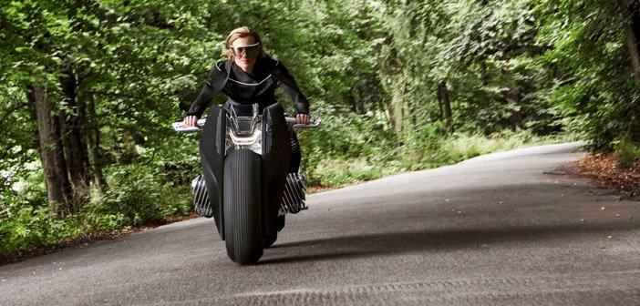 'Motorrad Vision Next 100' by BMW