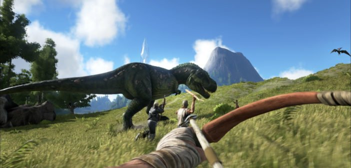 Ark Park is set to be among the first game-based VR theme park