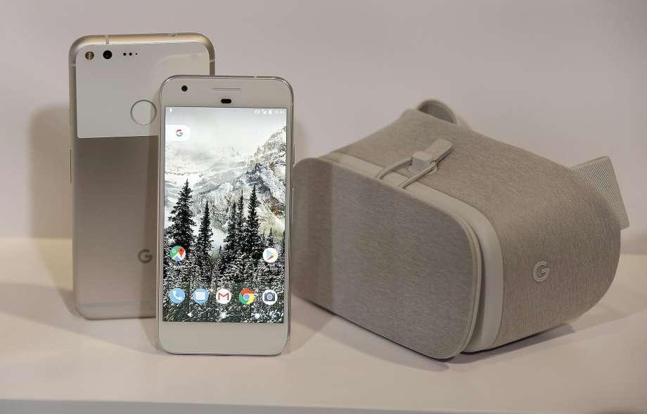 Google's new Phones