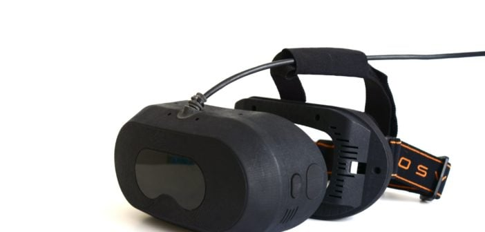 Sensics creates Goggles for Public VR for out-of-home users