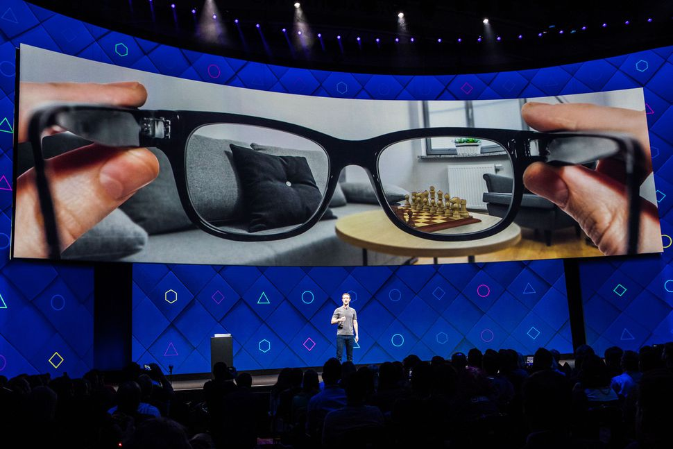 Facebook's upcoming AR Projects