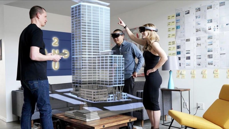 top companies of the world implementing vr architecture