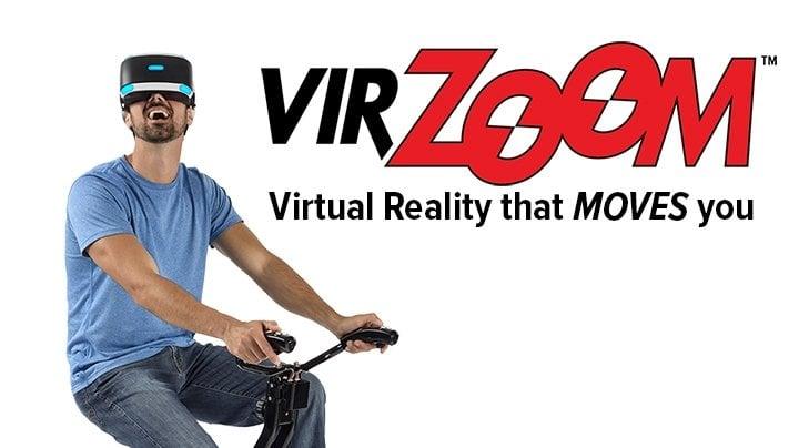 Virtual Reality Bicycle