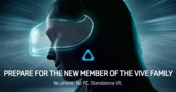 HTC's new all-in-one Standalone VR Headset to be launched soon