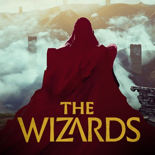 VR Game - The Wizards