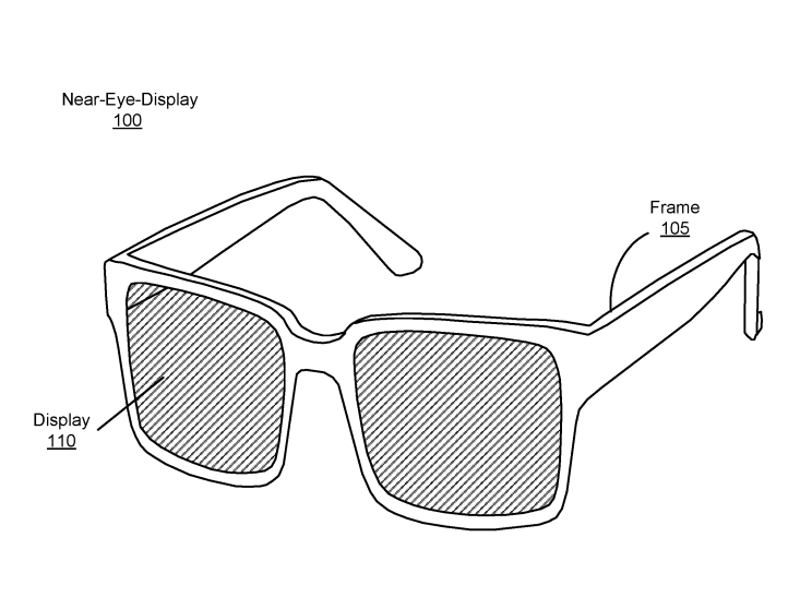 AR glasses by Facebook