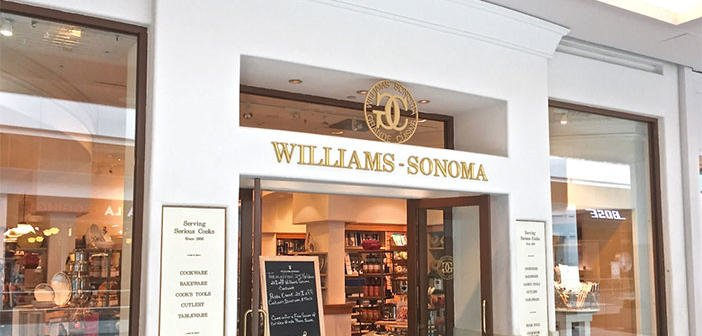 Williams Sonoma introduces Augmented Reality to home goods