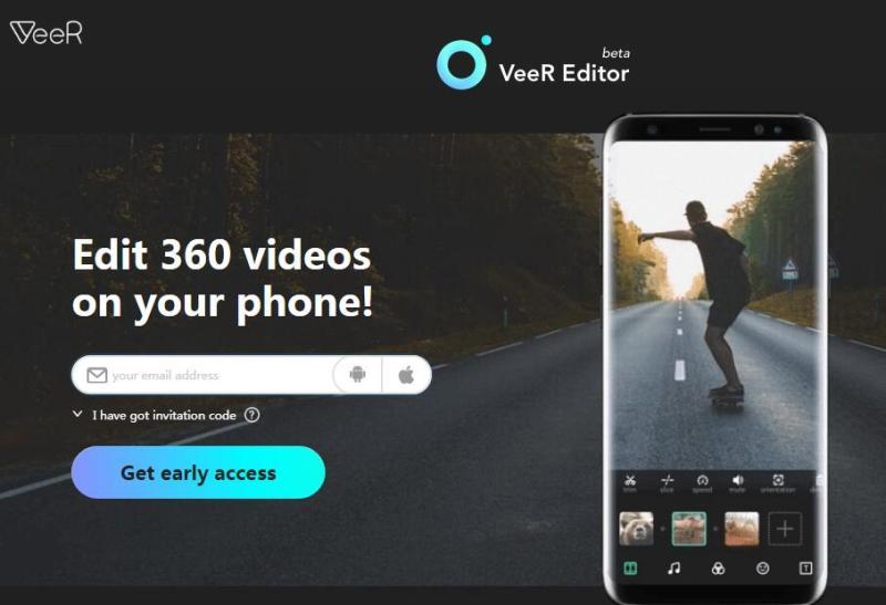 360/VR Video Editing