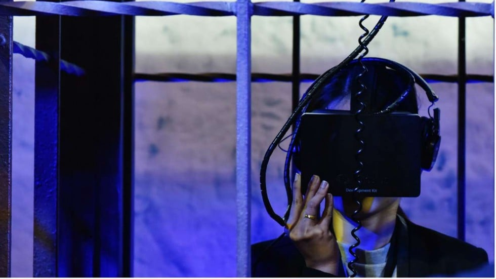 4K Virtual Reality Headset