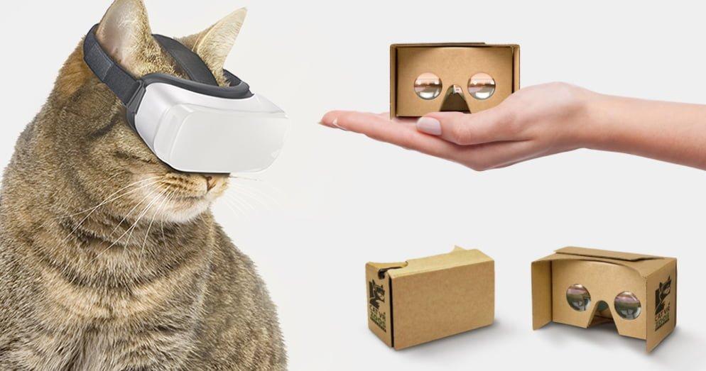CAT VR Device