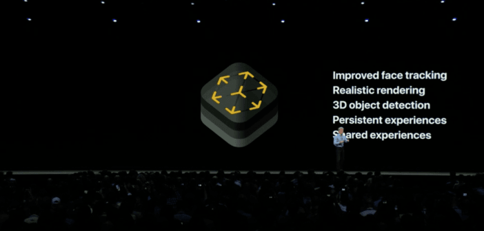 Apple Launches ARKit 2.0