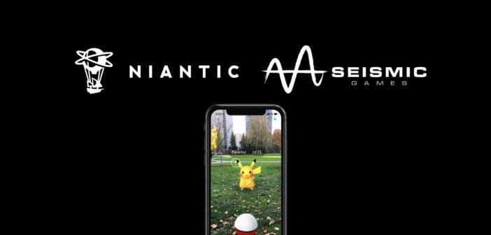 Niantic acquires Seismic, Creates AR Wave