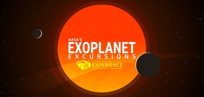 Go on Nasa's Exoplanet Excursion VR Experience