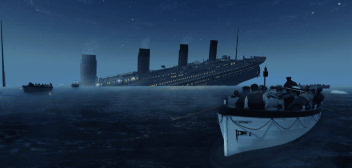 Relive Tragic and Love with Titanic VR