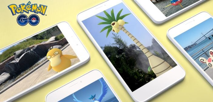 Pokémon Go gets an AR boost on Android with ARCore support