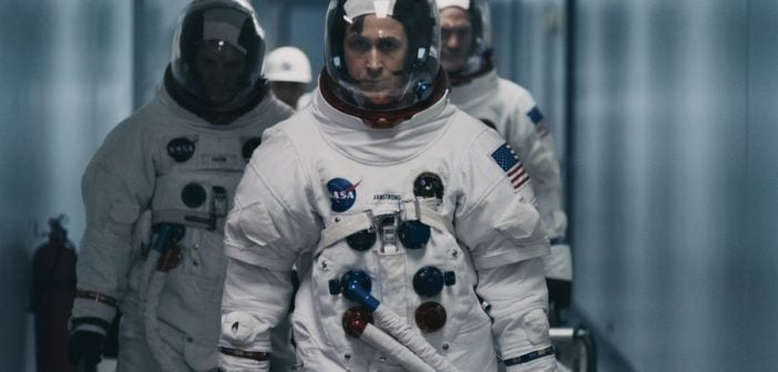 First Man – WebAR Experience Takes You To The Moon and Back again