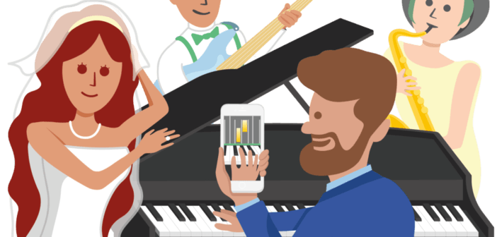 Instant Musician Turns Your iPhone Into An AR Piano Instructor