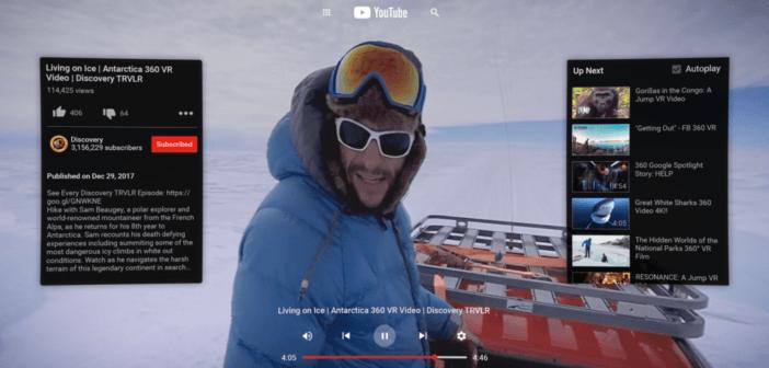 YouTubeVR Affinity VR