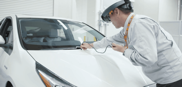 Toyota Looks To Improve Their Kaizen Philosophy With Microsoft HoloLens