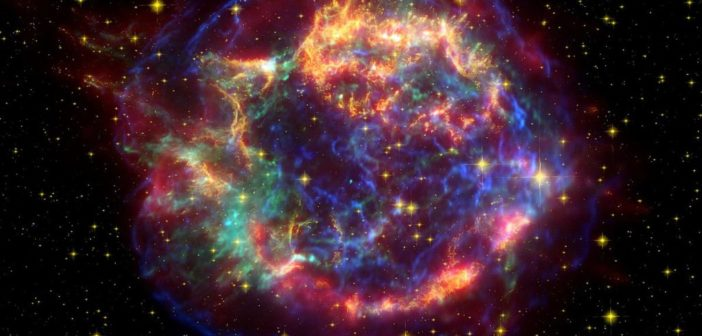VR Experience Lets You Step Inside A Dead Star