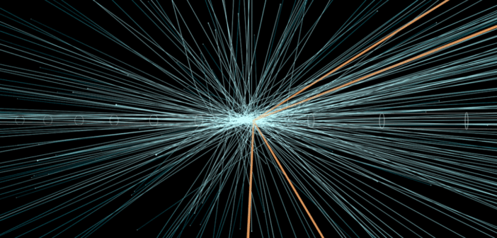 Witness The Discovery Of The God (Higgs) Particle In AR