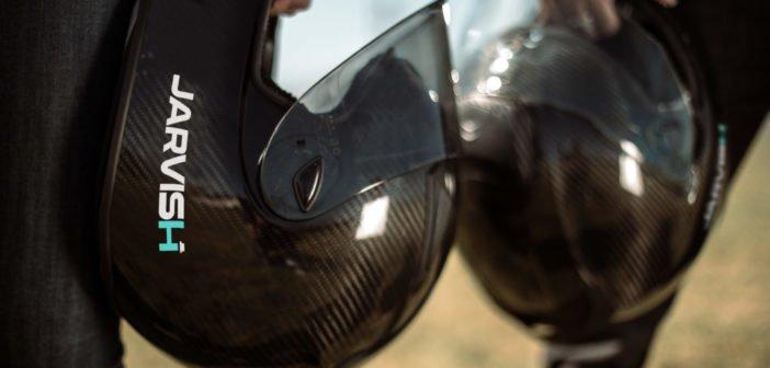 This AR Motorcycle Helmet Is Sleek And Advanced