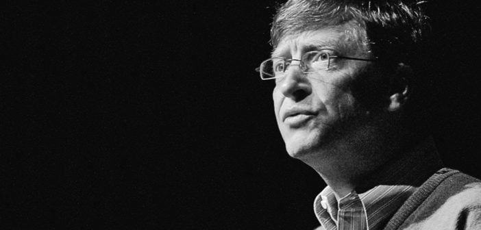Bill Gates Interest in Virtual reality