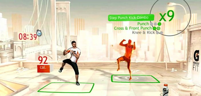 ar excercise games apps