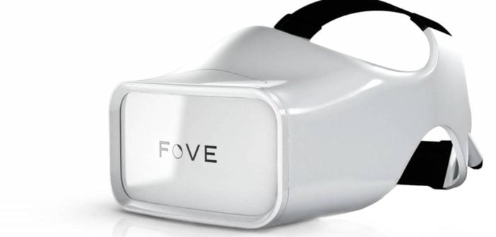 FOVE to launch eye-tracking headset called FOVE 0