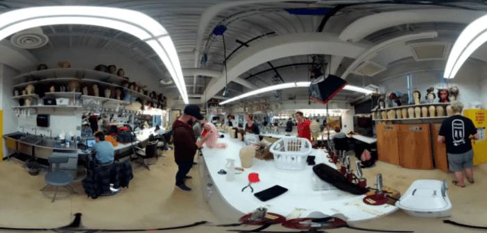 VR Tours college - AffinityVR
