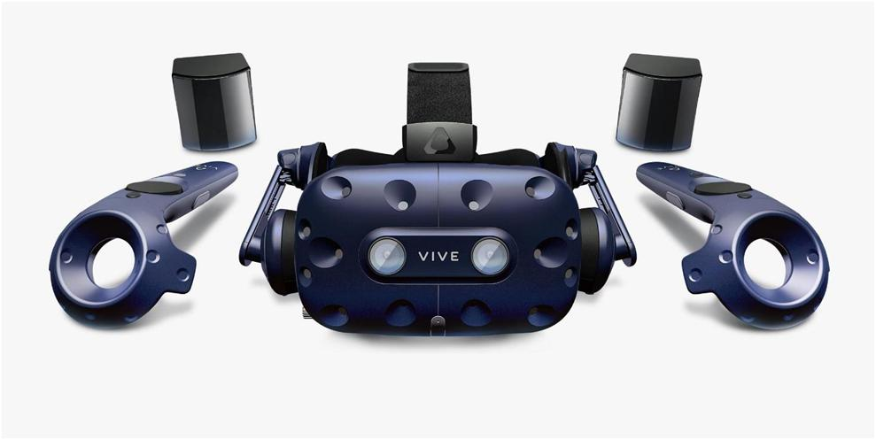 OCULUS RIFT S AND HTC VIVE PRO